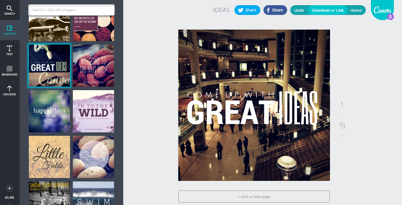 How to make great email and social media graphics without Photoshop – Ceci Dadisman